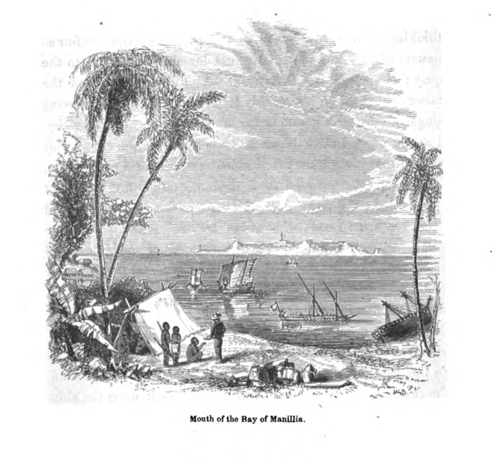 From Paul P. de la Gironière, 'Twenty Years in the Philippines' (1854)